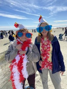 one word for 2020 and polar plunge